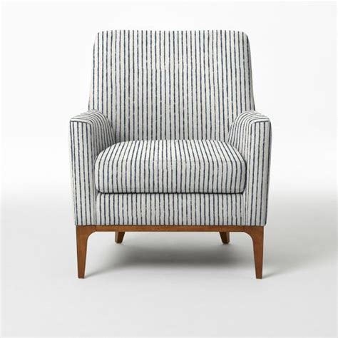 sloan upholstered chair west elm for the home