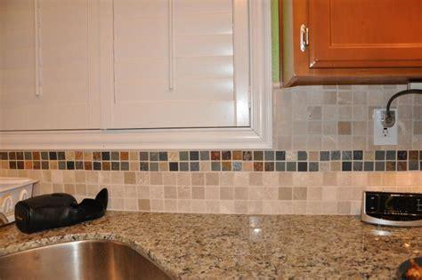 golden butterfly kitchen  mosaictile backsplash