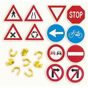 Code De La Route Signalisation : panneaux de signalisation jeux de plein air nathan mat riel ducatif ~ Maxctalentgroup.com Avis de Voitures
