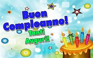 Buon Compleanno Auguri Immagini Biglietti Frasi Di