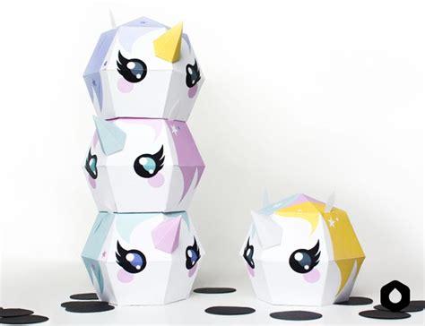 idée décoration chambre bébé les licornes totémiques jouets papier et licornes