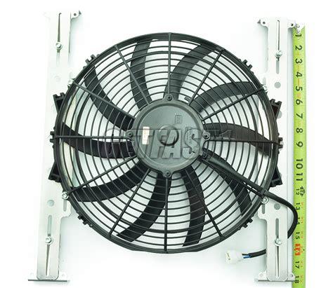 electric fan mounting kit mfa105 maradyne billet aluminum electric fan mounting