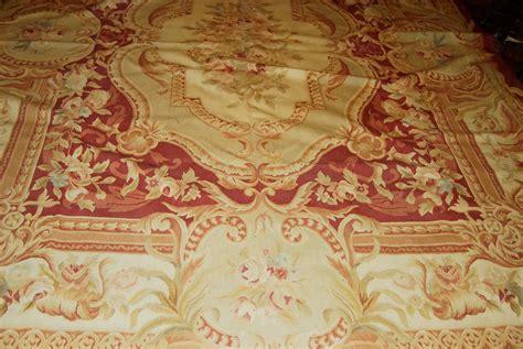 asta tappeti tappeto aubusson xx secolo tappeti antichi cambi casa