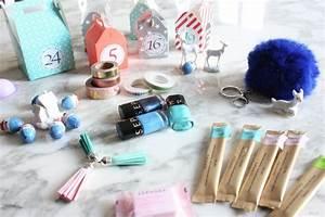 Calendrier Avent Fille : id e cadeau pour joli calendrier de l 39 avent fait maison blog d co mlc ~ Preciouscoupons.com Idées de Décoration
