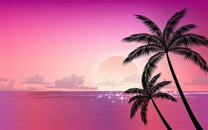 Pink Wallpapers Backgrounds Laptop Trees Nature Tablet