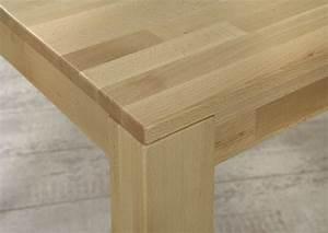 Esstisch 110 X 70 : sale esstisch esszimmertisch 110 x 70 cm massivholz kernbuche balin ~ Bigdaddyawards.com Haus und Dekorationen