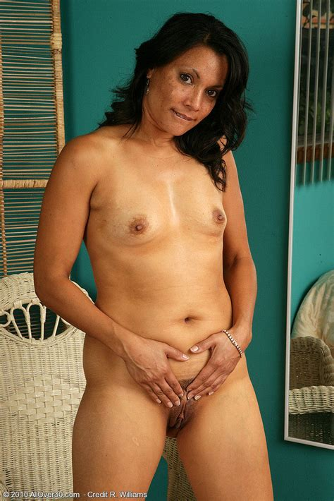All Over Naked Mature Women