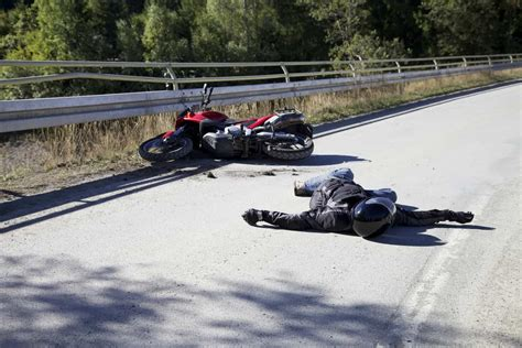 Biker's Arm Among Most Common Injury In A Motorcycle