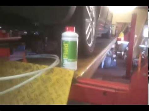 refilling dpf pat fluid   ford youtube