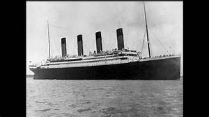 Real Footages Of Rms Titanic April 1912 Youtube