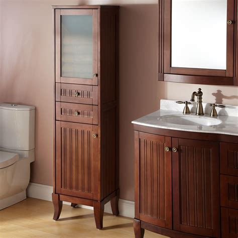Bathroom Linen Cabinets Clever Storage Options The Homy