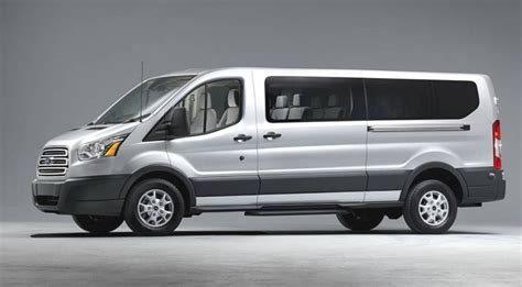 ford transit change towing capacity release date