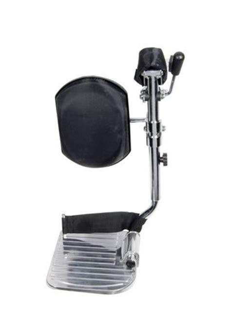 appui pied fixe pour fauteuil roulant robuste sentra de