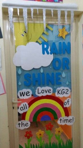 weather theme classroom decoration classroom ideas