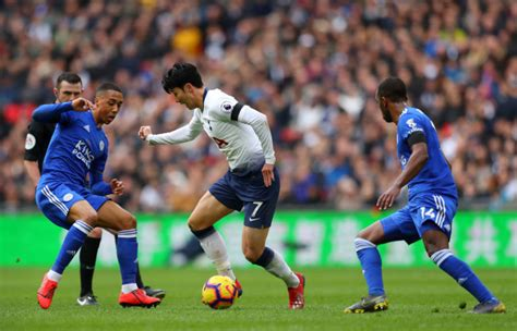 Tottenham vs Leicester live streaming: Watch Premier ...