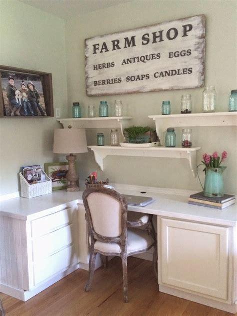 farmstead farmhouse spring decorating