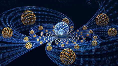 full hd wallpaper sphere yellow blue ellipse desktop