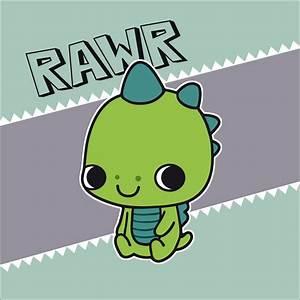 Dinosaur RAWR by Cute-Creations on DeviantArt