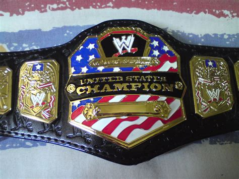 Wwe United States Championship Mini Size Replica Belt