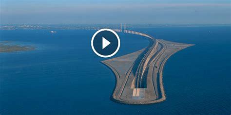 scandinavian architectural masterpiece  oresund bridge