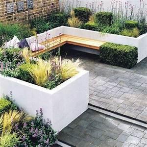 Idee Amenagement Jardin : 25 id es pour am nager et d corer un petit jardin ~ Melissatoandfro.com Idées de Décoration