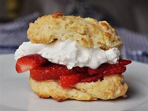 Best Quick and Easy Strawberry Shortcakes Recipe | Serious ...