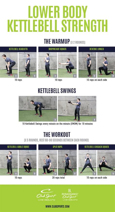 body lower kettlebell strength weight equipment visit
