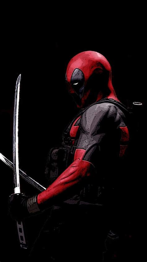 Background Home Screen Deadpool Wallpaper by Deadpool Iphone Wallpapers Top Free Deadpool Iphone