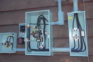 The Ac Power And Emergency Generator System At W5jgv