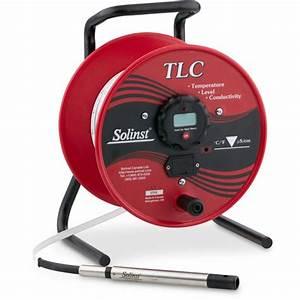 Solinst 110322 Model 107 Tlc Temperature  Level