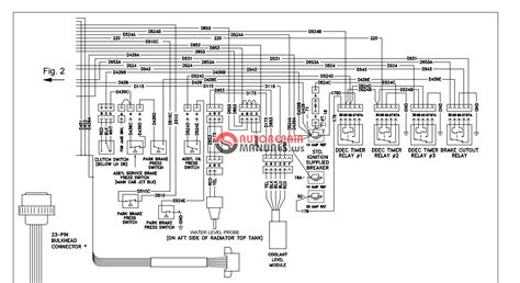 Hatz Diesel Fuel System Diagram by Diagrams Wiring Ddec 4 Ecm Wiring Diagram Best Free