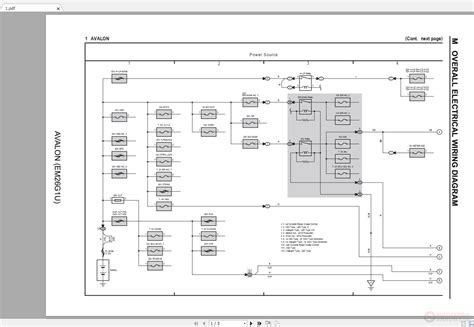 Toyotum Electrical Wiring Diagram by Toyota Gisc Workshop Manual Electrical Wiring Diagram
