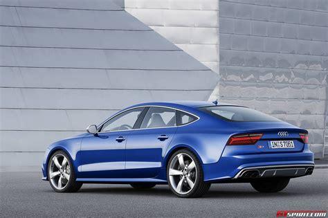 Official 2015 Audi A7 Sportback And S7 Sportback Gtspirit