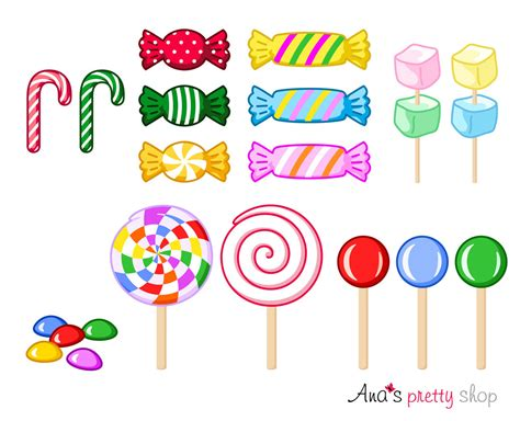 candy cane clip art candy clipart sweet clipart lollipops clipart