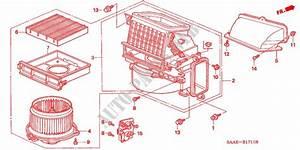 Heater Blower  Rh  For Honda Cars Jazz 1 4 Se 5 Doors 5