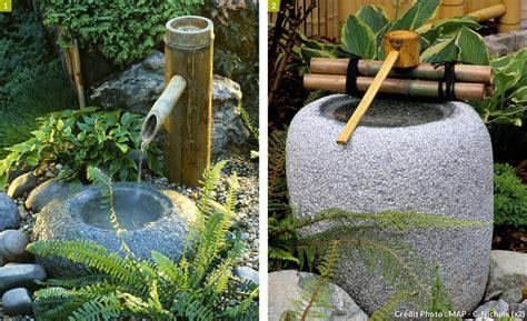creer une fontaine exterieure fontaine jardin japonais meilleures id 233 es cr 233 atives pour