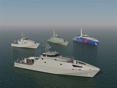 Pacific Class Patrol Boat by Defence Industry Minister Christopher Pyne Highlights