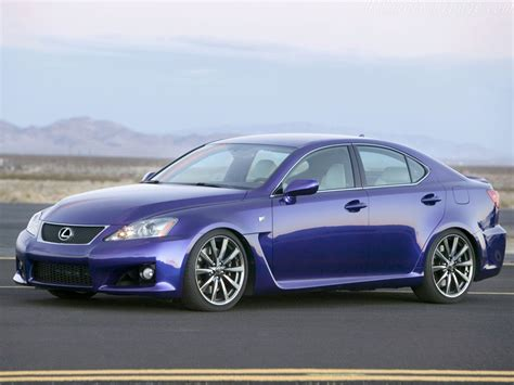 2009 Lexus Isf by 2009 Lexus Is F Overview Cargurus
