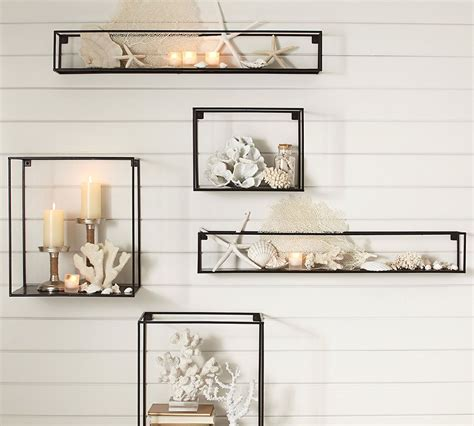 small space solutions 5 ways with wall shelves