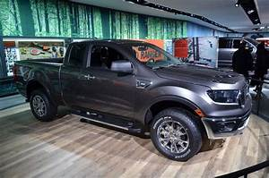 2019 Ford Ranger Wants To Become America's Default Midsize Truck   Carscoops