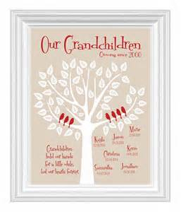 grandchildren family tree with grandkid s by kreationsbymarilyn