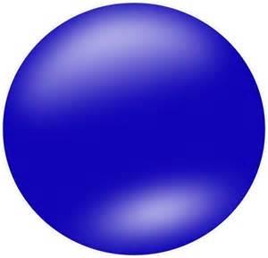 Blue Circle Clip Art