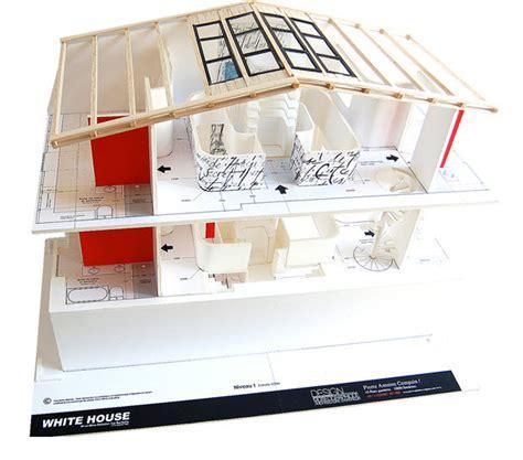 Diseño de interiores de casa pequeña moderna, iluminación ...