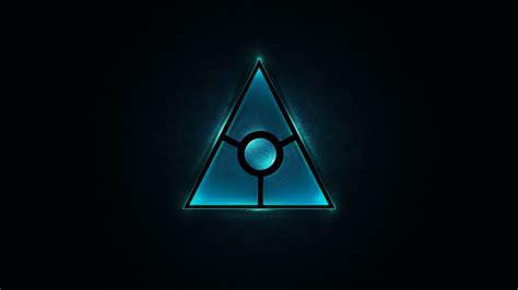 Illuminati Background Logo Blue Illuminati Faction The Secret World Logo In
