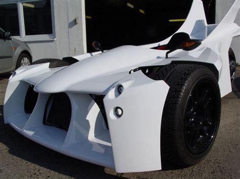 Marotti Reverse-trike Concept From The Sky News