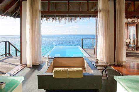 resort  mewah  maldives tarif  malam