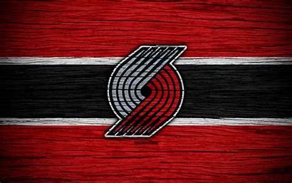 Blazers Portland Trail Nba Basketball 4k Texture
