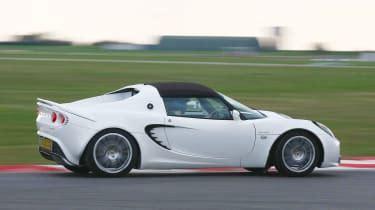 lotus elise sc  tesla roadster pictures evo