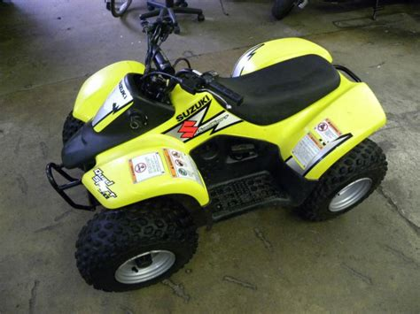 Suzuki Quadsport 50 by Buy 2003 Suzuki Quadsport 50 On 2040 Motos