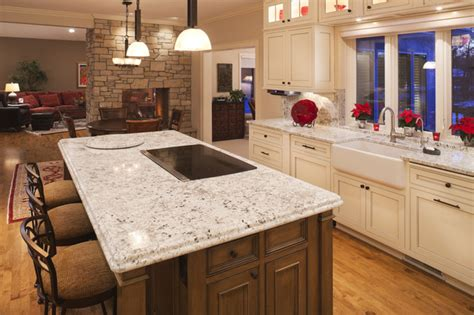 kitchen with cooktop in island plymouth kitchen renovation traditional kitchen 8744
